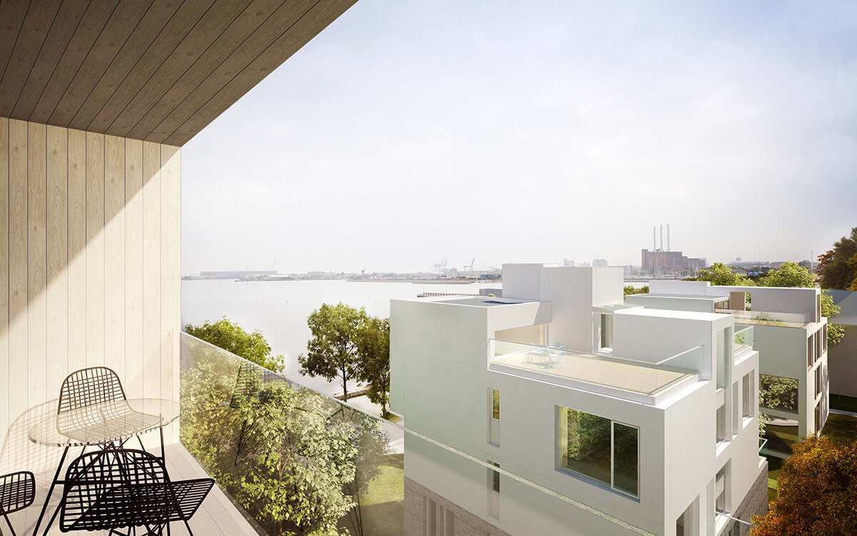 arkitektens hjem danmark